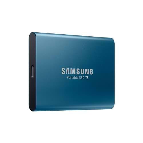 Samsung - T5 Portable SSD 500GB