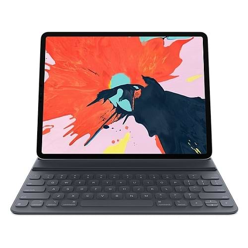 Smart Keyboard Folio for iPad Pro 12.9 (2018) - Hebrew / SpaceGrey *תצוגה*