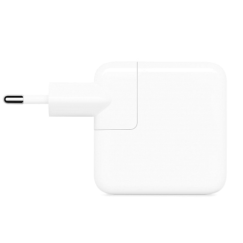 Apple - 30W USB-C Power Adapter / White