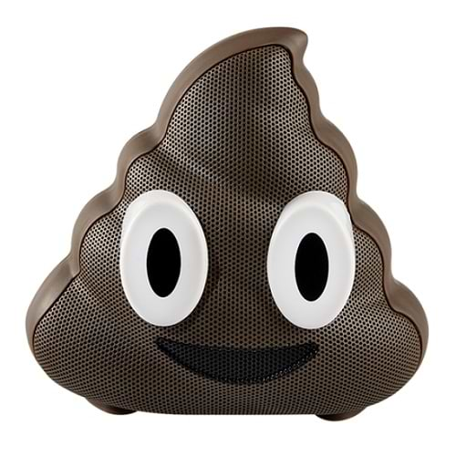 Jamoji - Wireless Speaker / Poo