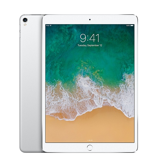 iPad Pro 10.5 (2017) Wi-Fi 64GB / Silver *תצוגה*