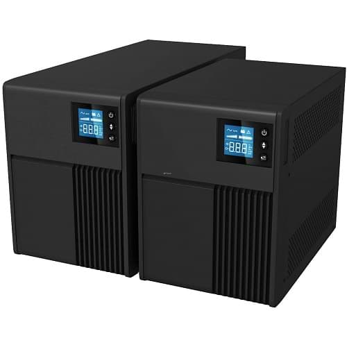 Aviem - Smart 1500VA / Black