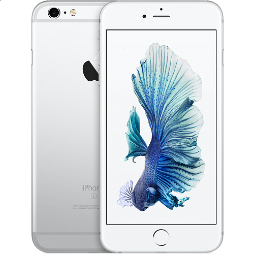 iPhone 6S 64GB / Silver *תצוגה*