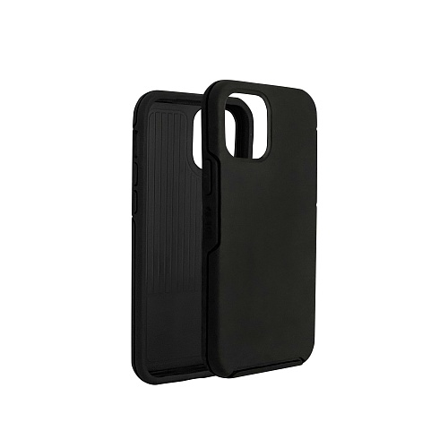 Spirit - Hard Case for iPhone 12 mini / Black