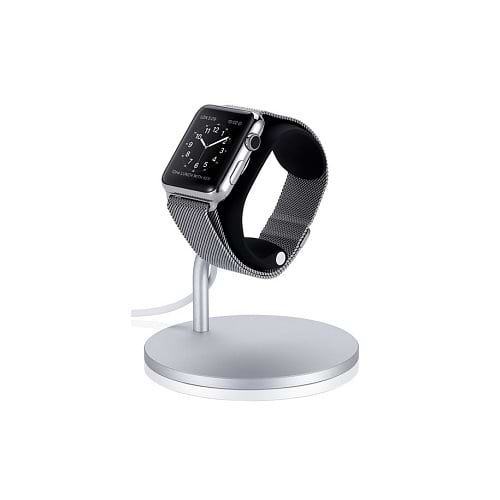 Lounge Dock Aluminum -Adjustable Charging Stand for Apple Watch