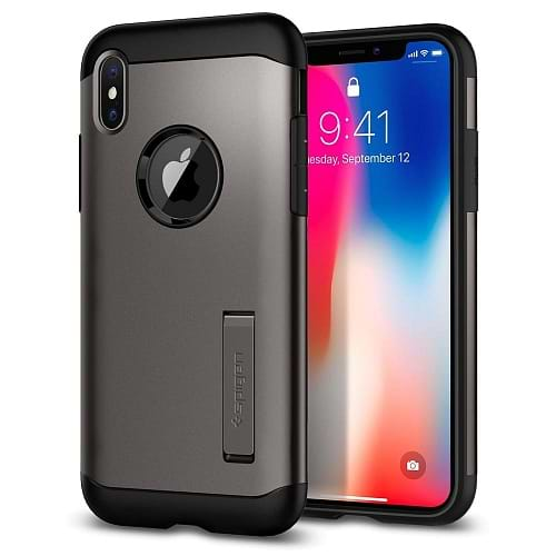 Spigen - Slim Armor for iPhone X/XS