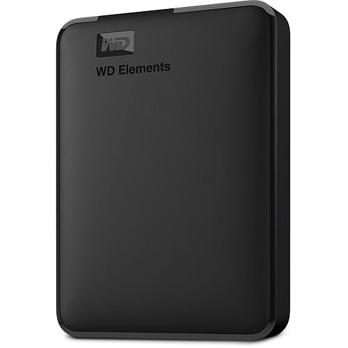 Western Digital - Elements Portable USB 3.0 Hard Drive