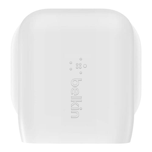 Belkin - BOOST↑CHARGE USB-C Wall Charger 18W / White