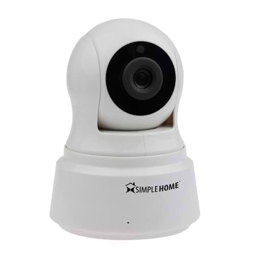 Pan&Tilt Security Camera - Wifi