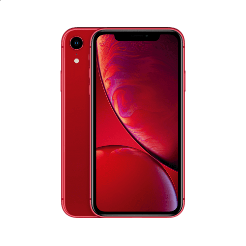 iPhone XR 64GB / (PRODUCT)RED *מחודש*