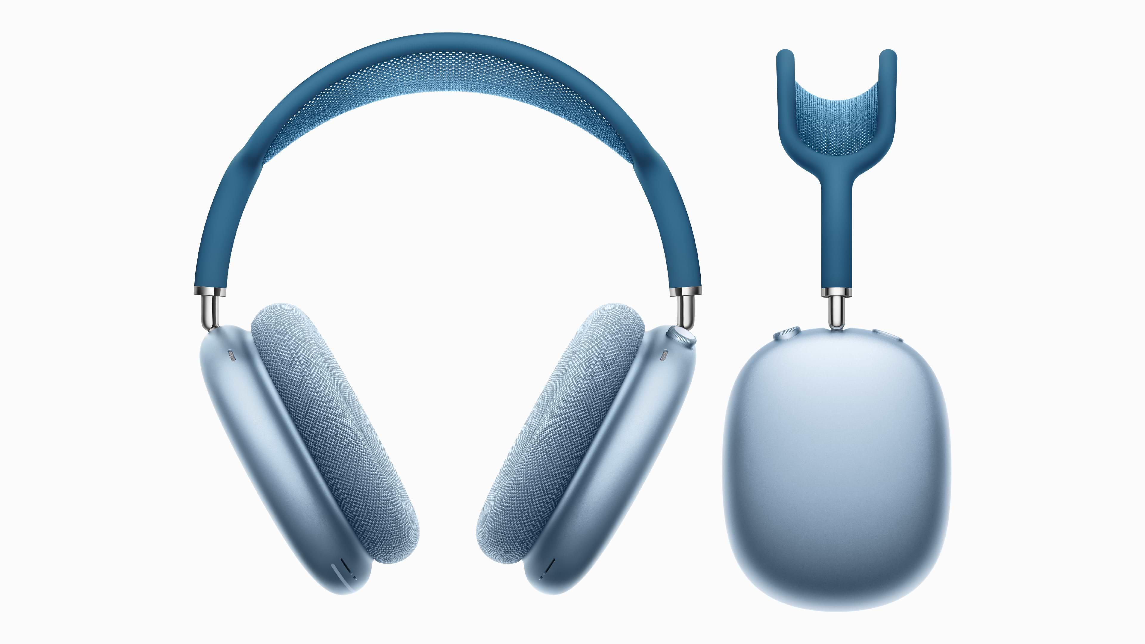 Apple מביאה את בשורת ה-AirPods Max, הקסם המוכר והאהוב של ה-AirPods באוזניות על-האוזן מעוצבות