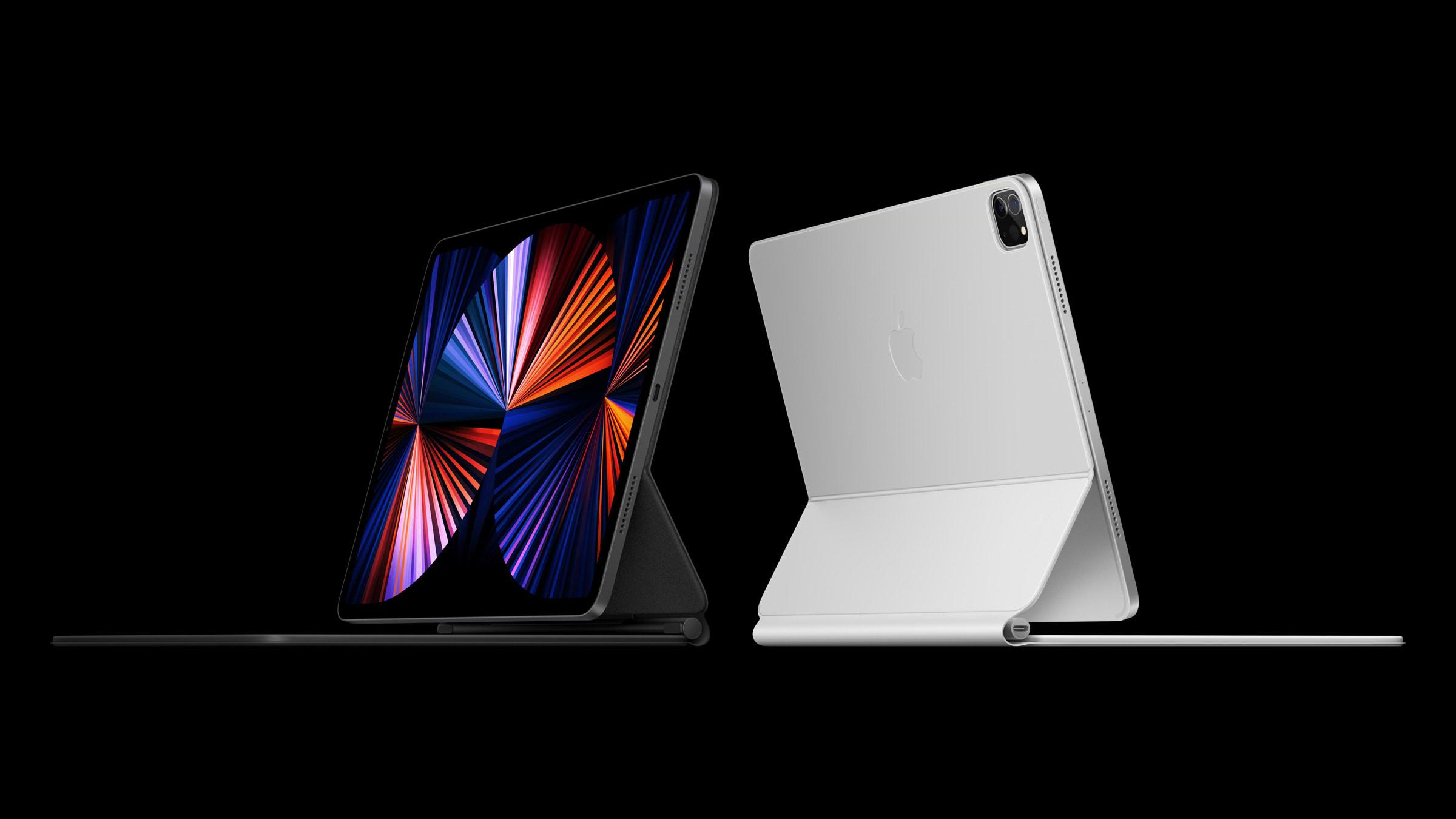Apple חושפת את ה- iPad Pro החדש עם שבב ה- M1 ותצוגת Liquid Retina XDR מדהימה