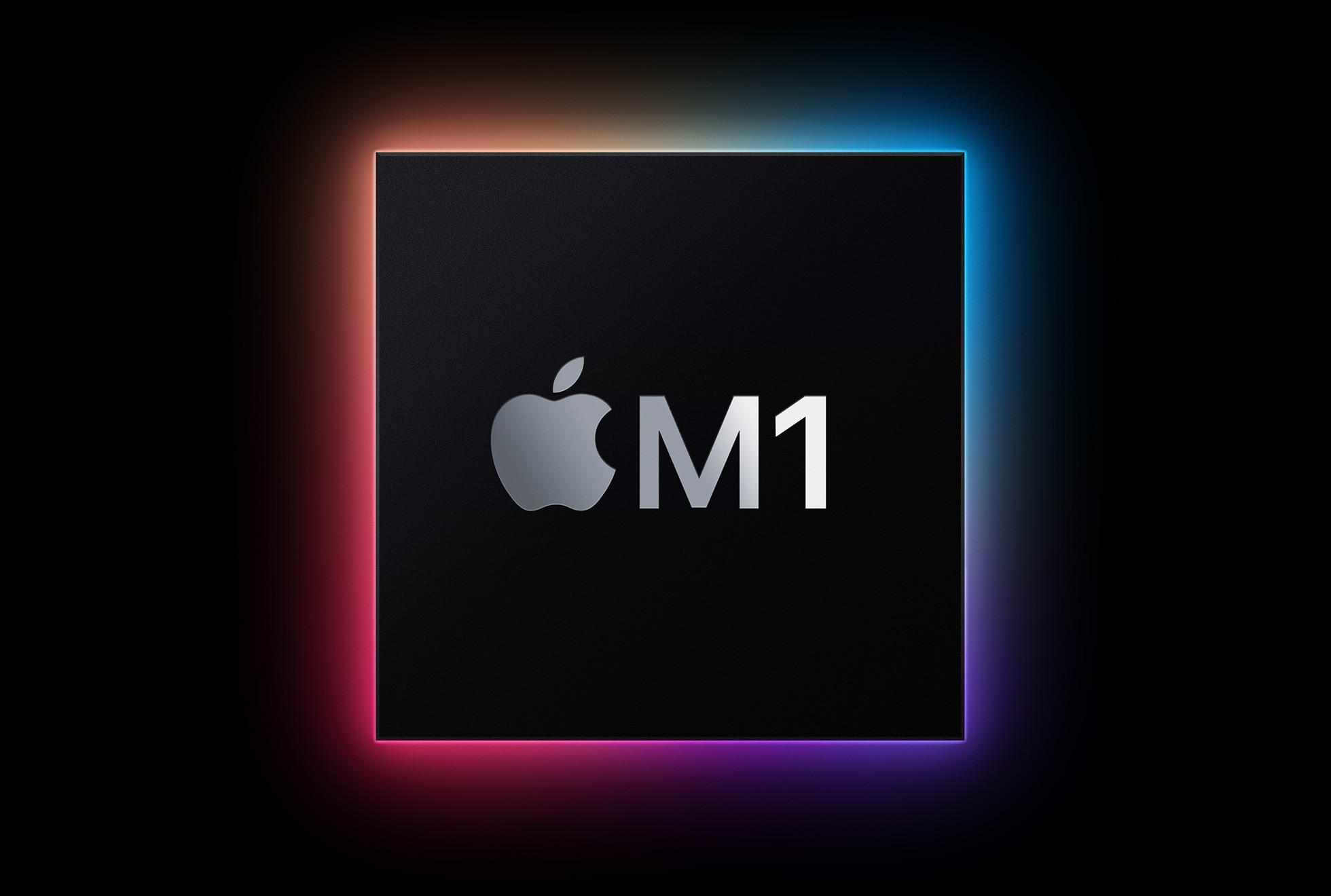 Apple מציגה את ה-M1