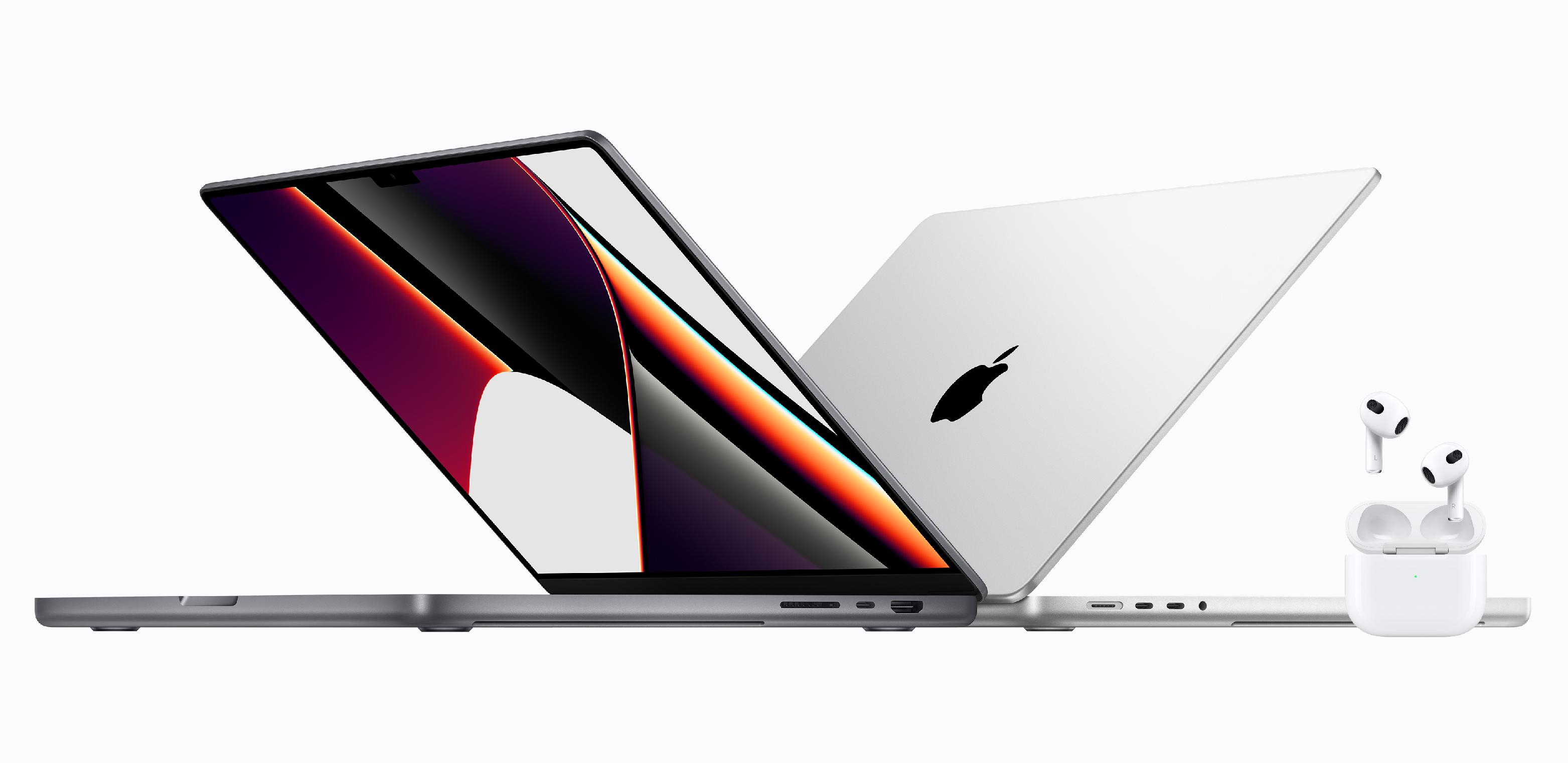 Apple מכריזה על הדור הבא של ה- AirPods ועל ה- MacBook Pro החדש! כעת משופרים יותר מתמיד ומשנים את כללי המשחק