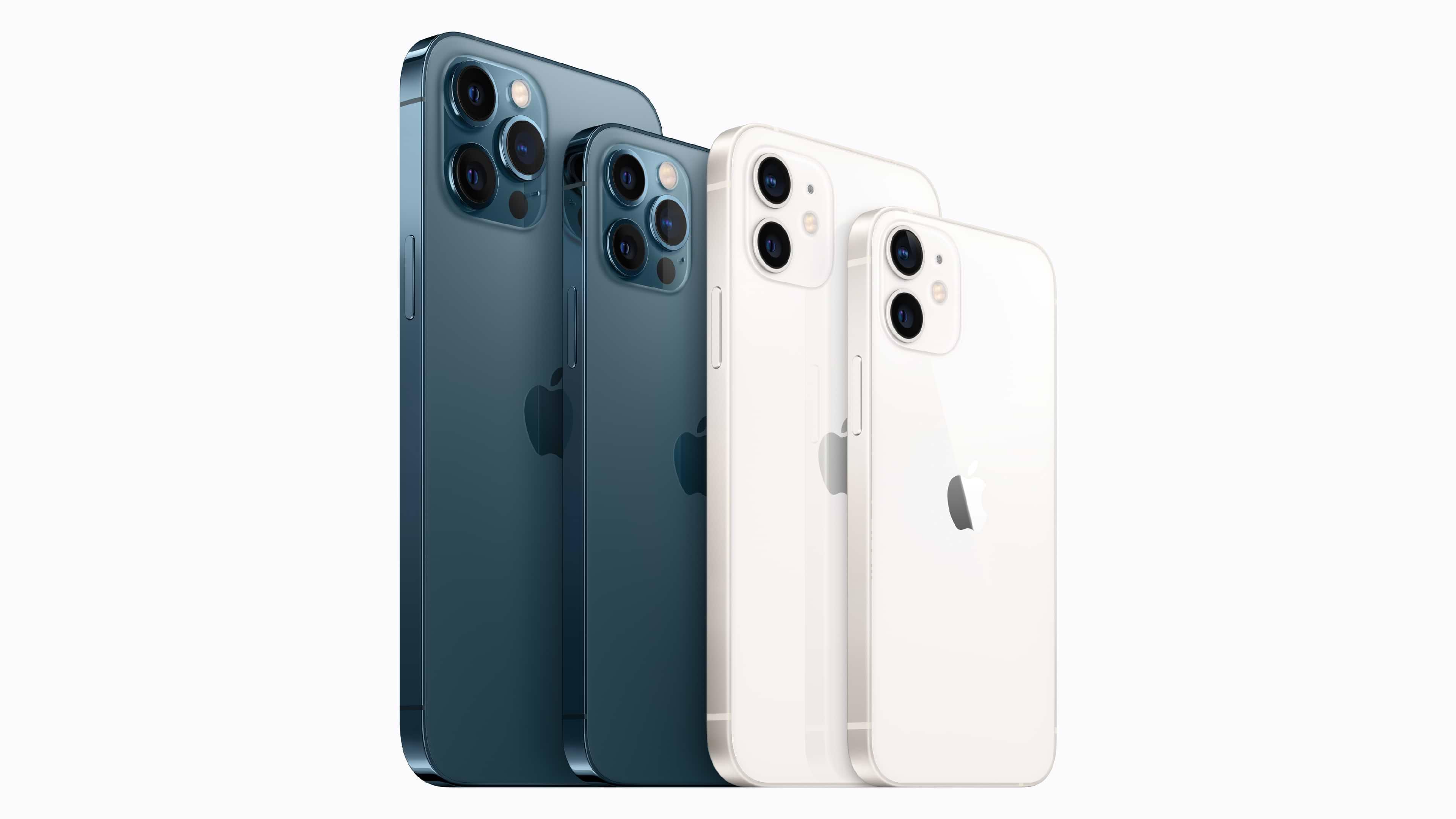 רשת iStore מכריזה על מחירי סדרת ה-iPhone 12