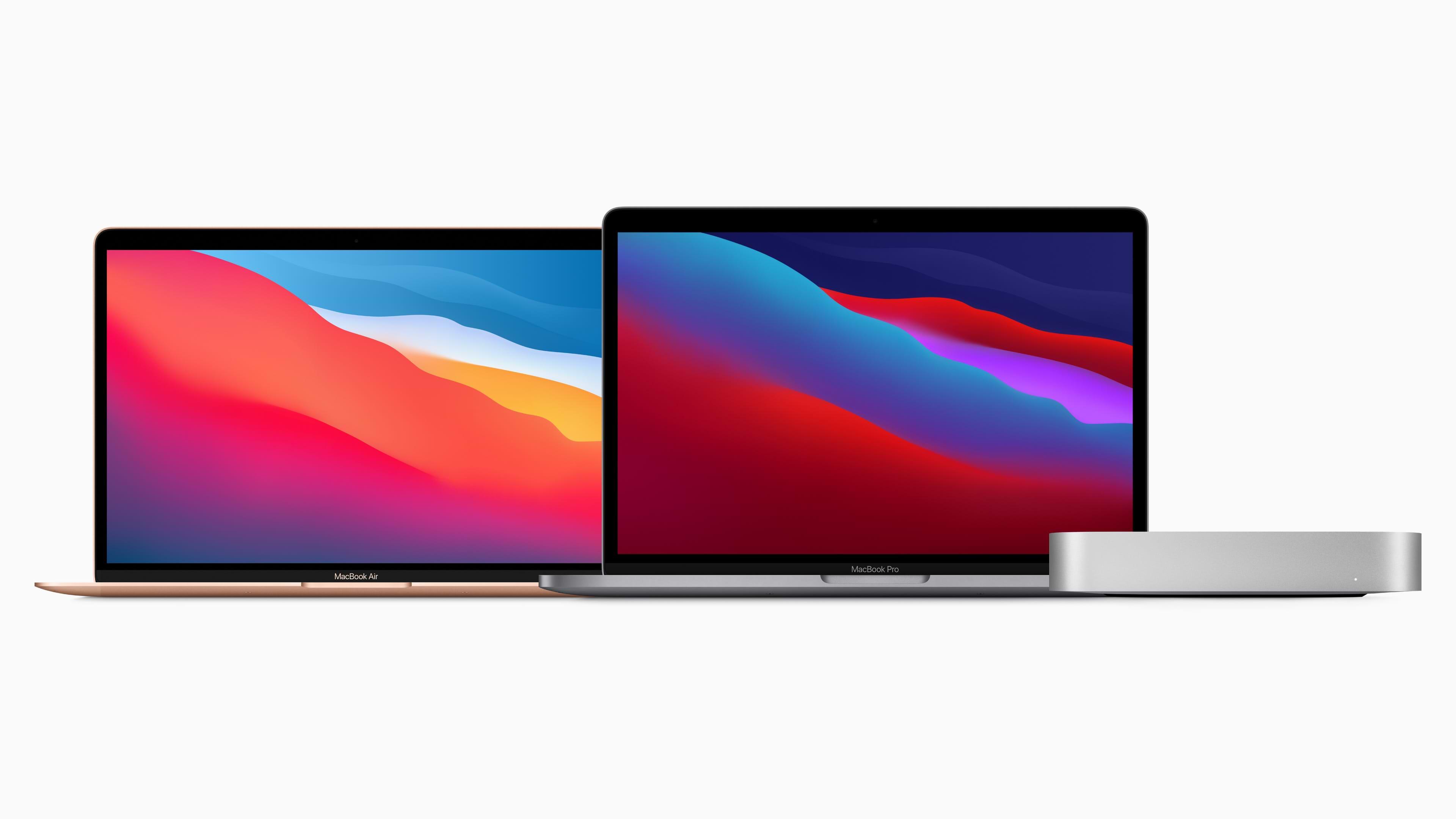 הדור הבא של מחשבי ה-Mac