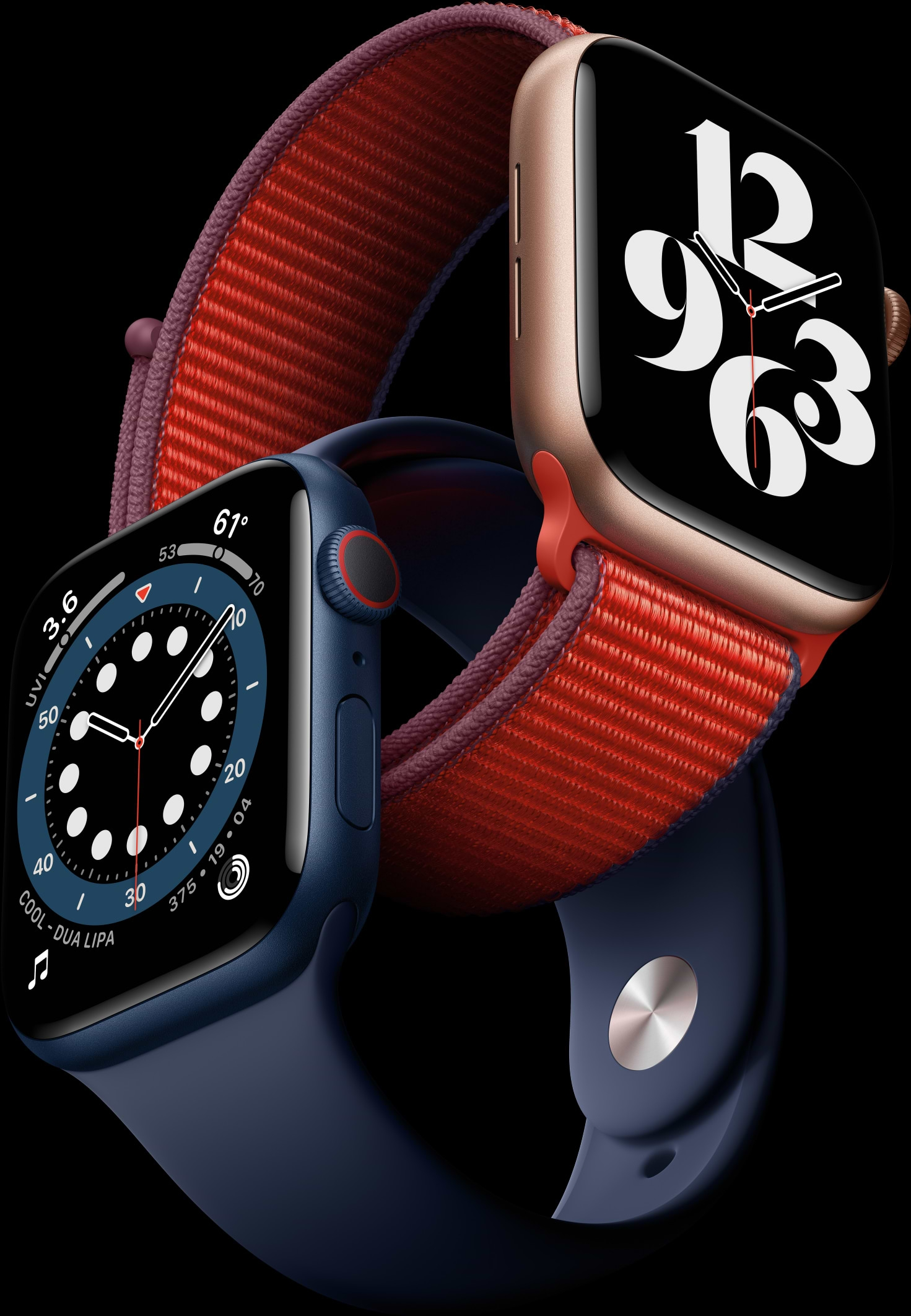 Apple Watch Series 6 (Hero Image)